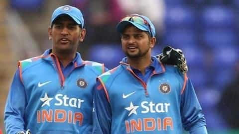 Can MS Dhoni still play for India? Suresh Raina comments