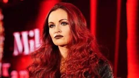 For first time, a pregnant woman becomes WWE 24/7 Champion