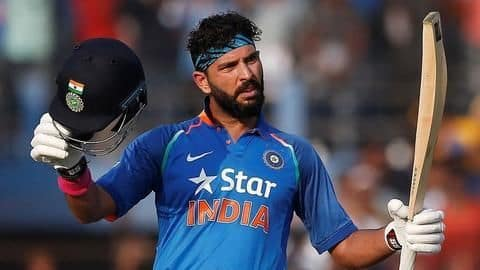Yuvraj Singh considering international retirement, might play in T20 leagues