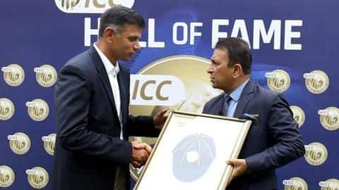 ICC politely corrects Rahul Dravid gaffe following trolling by fans