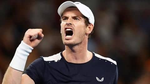 Here's when Andy Murray is returning to competitive tennis