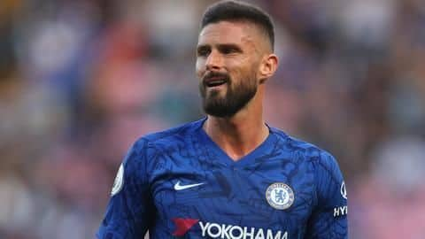 Chelsea's Olivier Giroud serves warning to Frank Lampard: Here's why