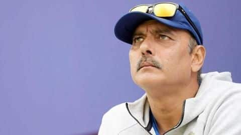 Ravi Shastri retained as India head coach: Details here