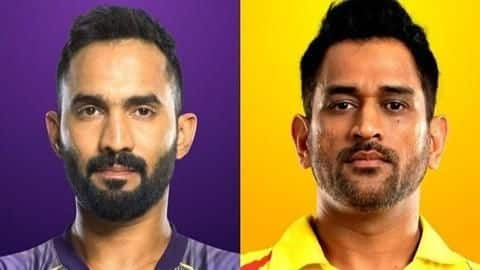 KKR vs CSK: Match preview, head-to-head records and pitch report