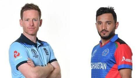 Afghanistan vs England: Match preview, pitch report and TV listing