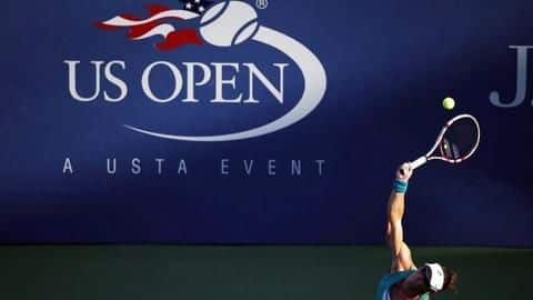 Here are some interesting facts about the US Open