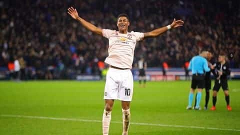 Can La Liga giants lure Marcus Rashford to leave United?