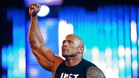 Here are some unique records which The Rock has scripted