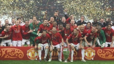 Remember these top European performances by Manchester United?