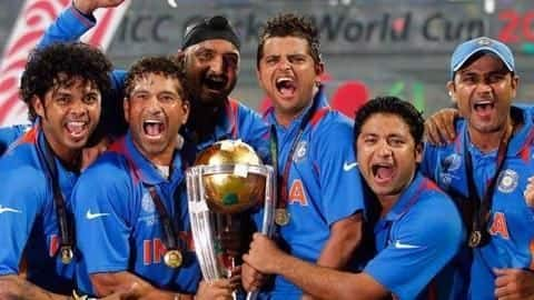 Here's a look at India's greatest Cricket World Cup moments