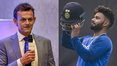 Adam Gilchrist comes up with priceless advise for Rishabh Pant