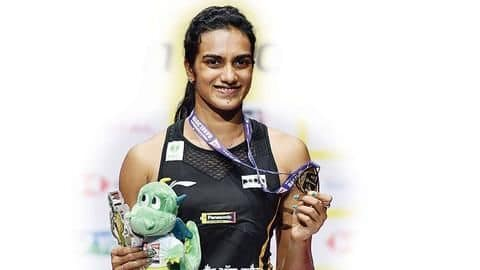 BWF World Championships 2019: Here're the records broken by Sindhu