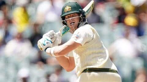 Steve Smith quickest to 7000 runs; surpasses Bradman