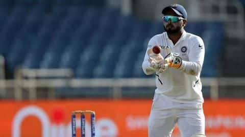 Rishabh Pant goes past MS Dhoni's Test record: Details here