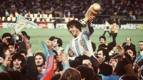 Ranking the all-time greatest footballers from Argentina