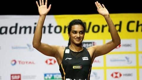 Here are the records held by PV Sindhu