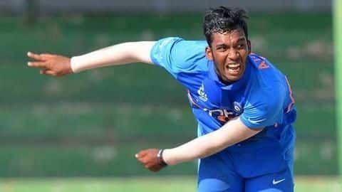 Son of bus conductor helps India win U-19 Asia Cup