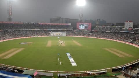 India-Bangladesh Day-Night Test: Five people arrested for placing bets