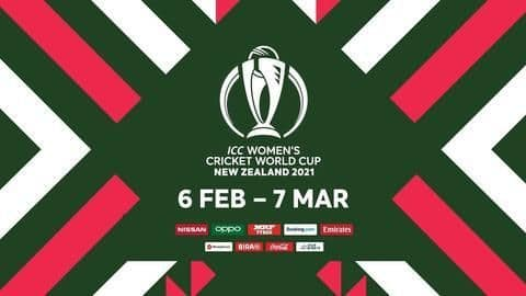 ICC announces host cities for Women's World Cup 2021