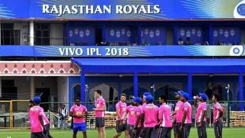 IPL: Are Rajasthan Royals planning on shifting their base?