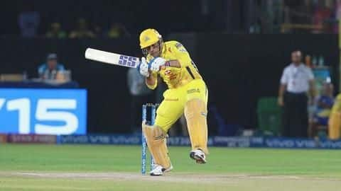 Dhoni might miss the match against Delhi Capitals: Details here