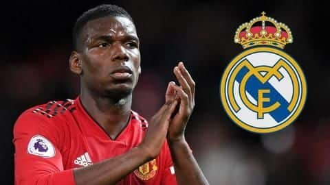 Is Paul Pogba inching closer to a Real Madrid move?