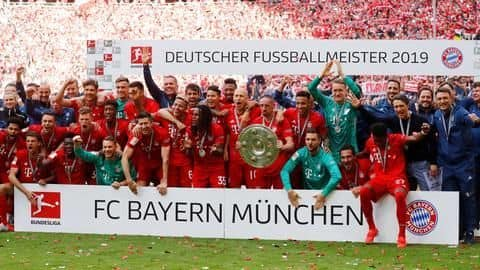 A look at all-time records scripted by Bayern Munich