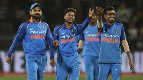 Here's what Virat Kohli said about Kuldeep and Chahal's exclusion