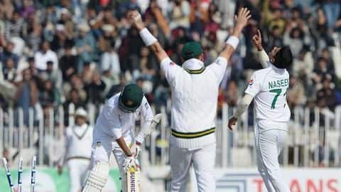 Pakistan vs Bangladesh, 1st Test, Day 4, Rawalpindi