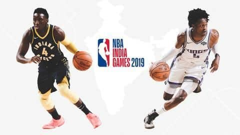 All you need to know about NBA India Games 2019