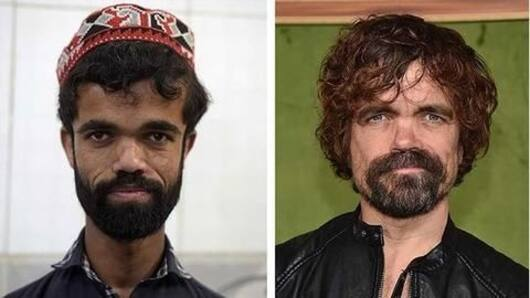 Apparently Tyrion Lannister's twin brother lives in Pakistan