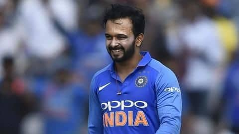WC 2019: Kedar Jadhav has a message for England's weather
