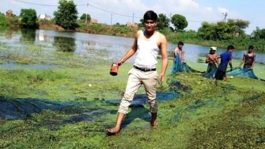 Noida: Techie revives 10 lakes in 5 years