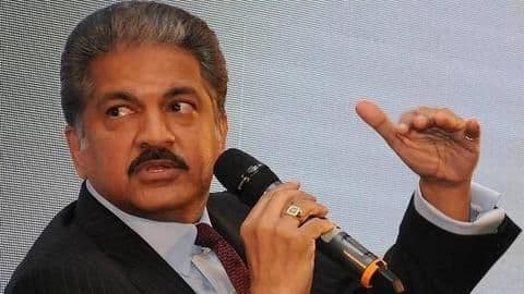 "#Battista: Anand Mahindra's reply to ""Kitna Deti Hai"" wins Internet"
