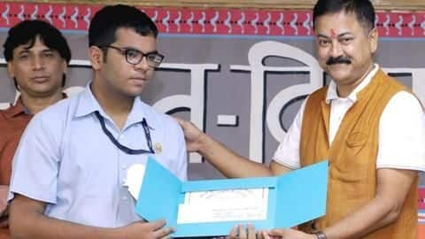 Class X topper, an app developer, wishes to join IIT