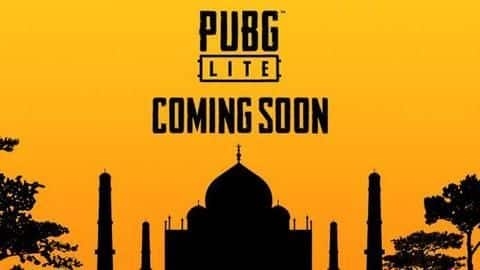 PUBG Lite is launching in India: Know all about it