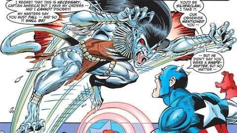#ComicBytes: Weirdest powers of some lesser known Avengers