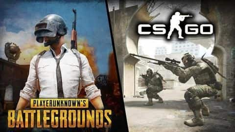 #GamingBytes: Comparing PUBG and CS:GO. Which one should you play?