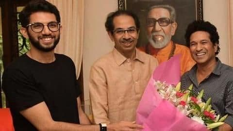 Sachin Tendulkar's 'X' security withdrawn; Aaditya Thackeray's upgraded to 'Z'