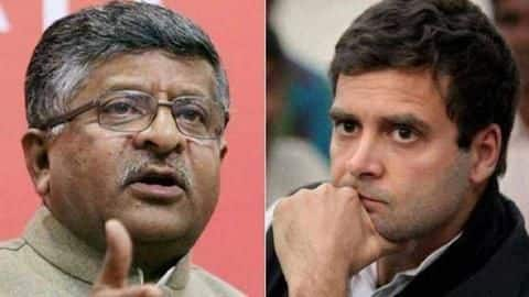 RaGa never missed opportunity to weaken COVID-19 fight: Union Minister