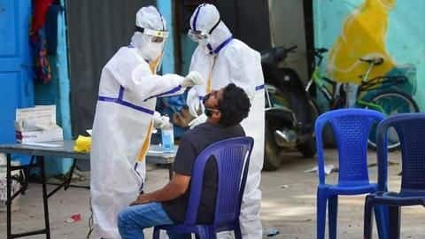 Coronavirus: India's tally reaches 15.8L with over 52,000 new cases