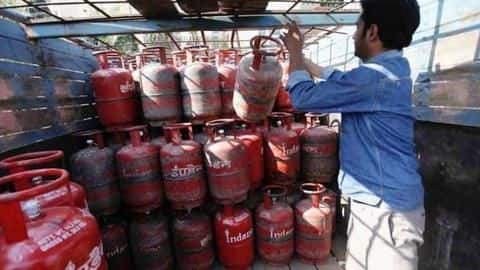 LPG cylinder price hiked; check new rates here