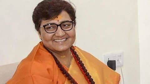 Pragya Thakur apologizes for Godse remark; says statement was 'distorted'