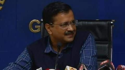Skies cleared up, no need to reintroduce odd-even, says Kejriwal