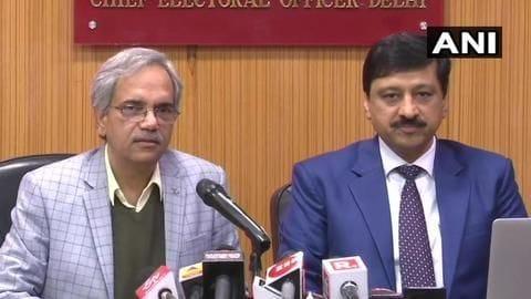 Delhi recorded 62.59% voter turnout, says EC, dismissing delay allegations