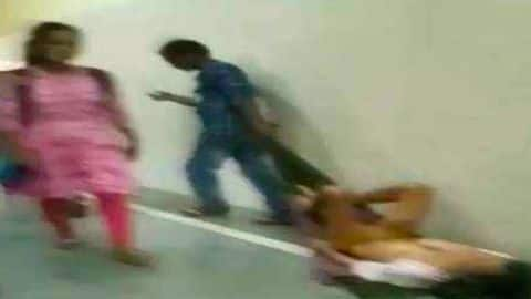 Viral video: Hospital staff drags patient on floor for X-Ray