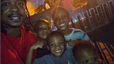 US police shoot Black man as children watch, says attorney