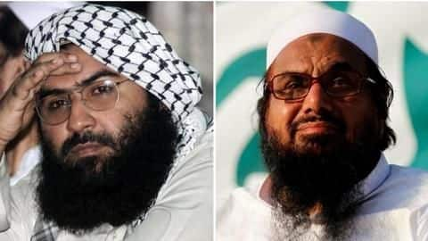 Masood Azhar, Hafiz Saeed declared terrorists under new anti-terror law