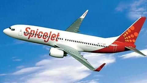 Last month, SpiceJet flight intercepted by Pakistan jets amid confusion