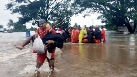 Maharashtra rains roundup: Situation worsens, 1.5L evacuated, 16 people dead